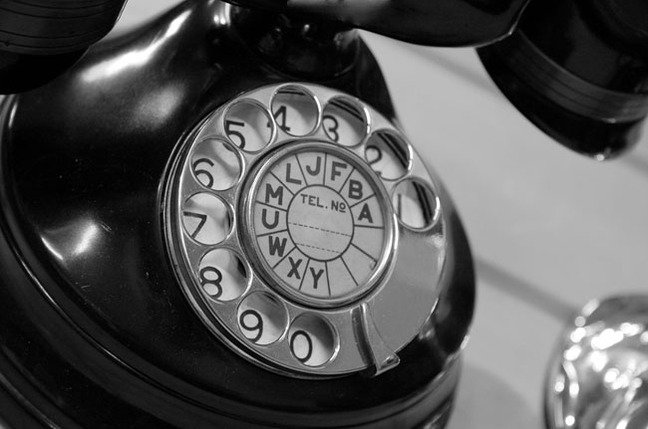 Telephone. Copyright: macinate