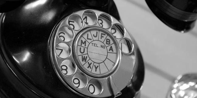 Telephone. Copyright: macinate