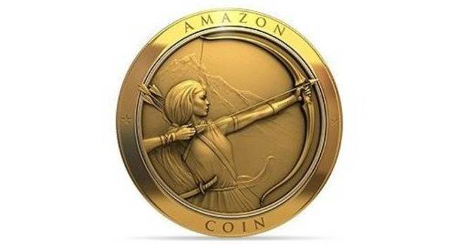 An Amazon Coin