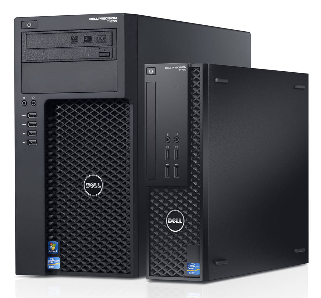 Dell uncloaks novel workstation trio, plops one into cloud • The ...