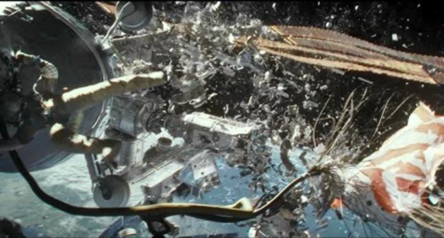 Gravity Trailer Still