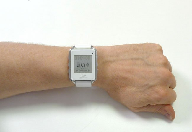 MetaWatch smartwatch