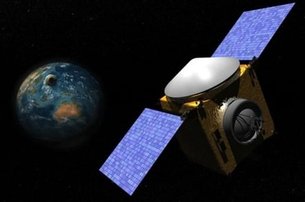 OSIRIS-REx asteroid sampling mission