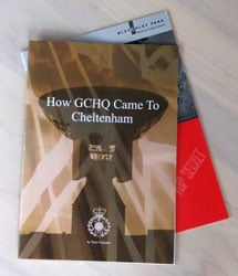 How GCHQ came to Cheltenham and Bletchley Park booklets