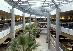 GCHQ Benhall doughnut interior