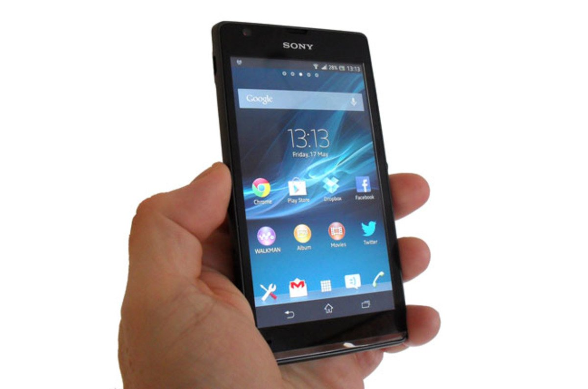 review sony xperia sp the register