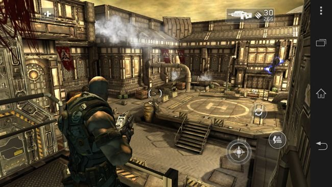 Sony Xperia SP Shadowgun