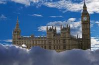 Parliament in the clouds
