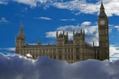 Parliament in the clouds