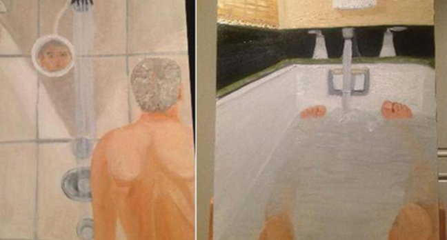 Paintings by George W Bush