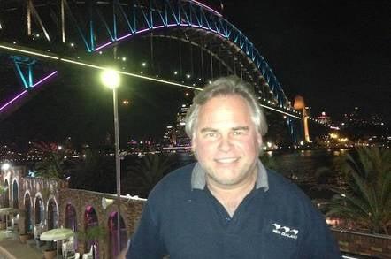 Eugene Kaspersky in Sydney