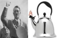 Hitler and JC Penney kettle