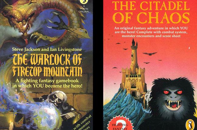 Fighting Fantasy: Warlock of Firetop Mountain, Citadel of Chaos