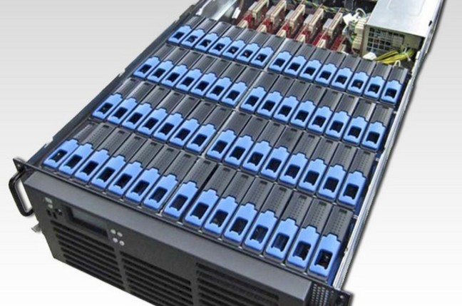 Foxconn has forged a bid ol' storage server using ARM processors