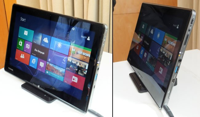 Toshiba WT310 Windows 8 tablet