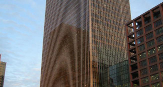 Lehman Brothers London HQ