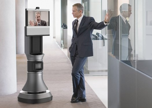 AVA 500 videoconferencing unit