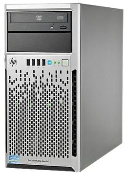 The new uniprocessor ML310e v2 tower server for SMBs