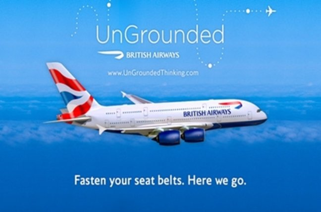 BA ungrounded