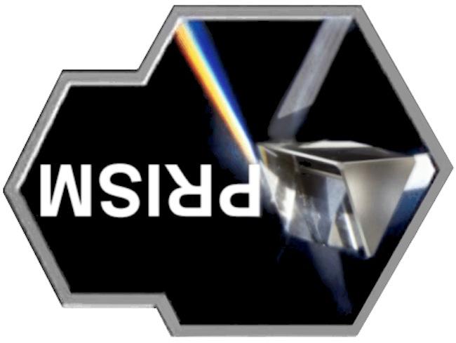 NSA PRISM logo upside down