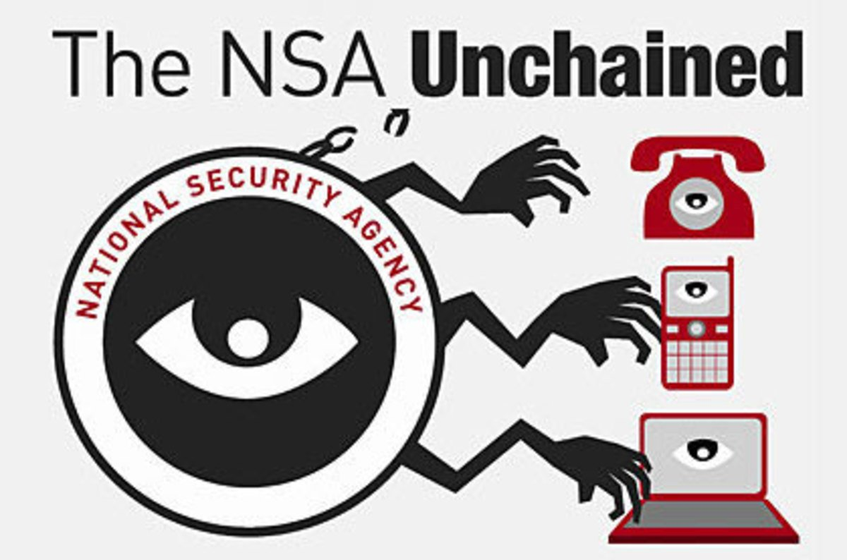 The NSA's Big Brother Program