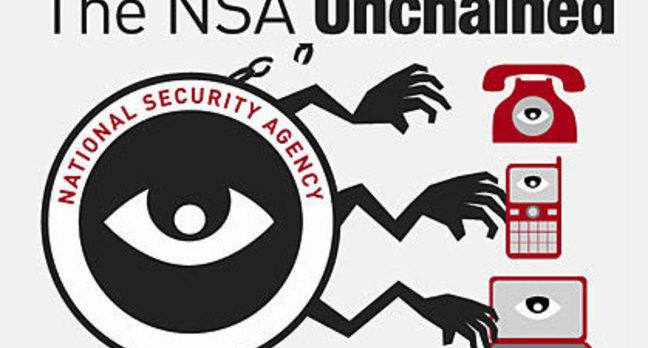 NSA SPOOKS. SOME VIDEOS ON 'em