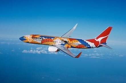 A Qantas 737. Source: Qantas