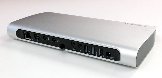Belkin Express Dock Thunderbolt adaptor