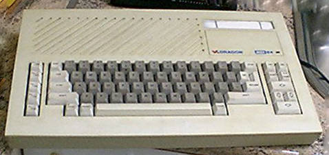 Eurohard Dragon MSX