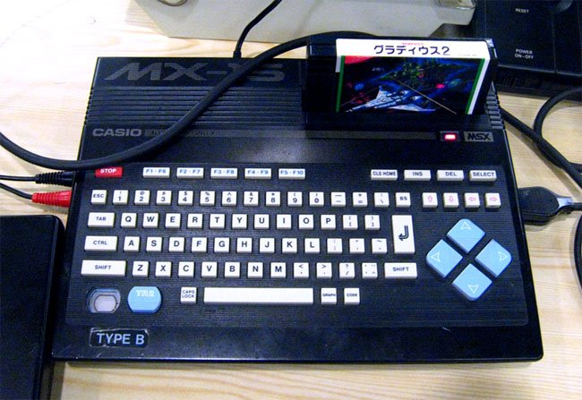 Casio MX-15