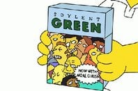 soylent green - SIMPSONS - copyright 20TH CENTURY FOX FILM CORP.