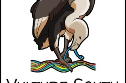 Vulture South NBN Logo