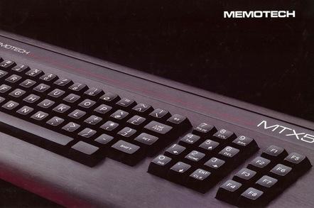 Memotech MTX 500