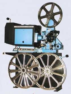 Cinemeccanica Victoria 5b 35mm projector