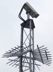 Iron Mountain security camera
