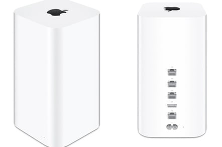 Apple Time Capsule 2013: Next-gen wireless networking, anyone? • The