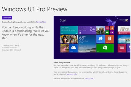 Windows 8 1 becomes world's fourth-most-popular desktop OS • The