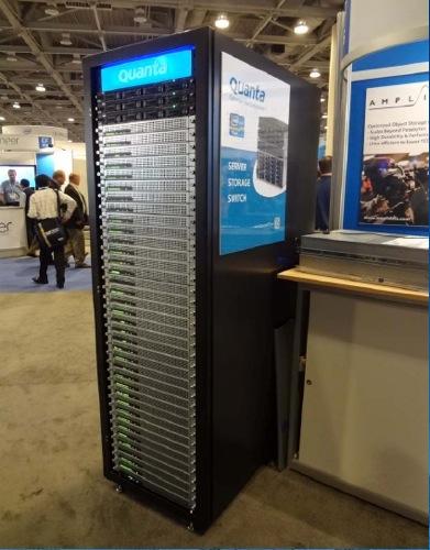 Intel and Amplidata