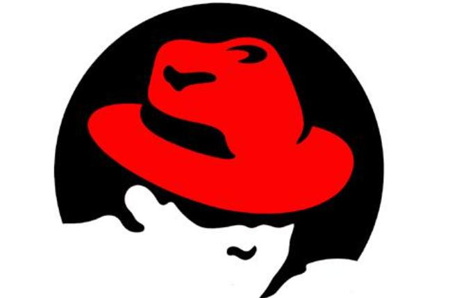 Red Hat Shadowman logo