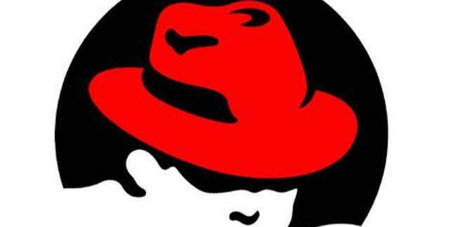 Red Hat Shadowman logo