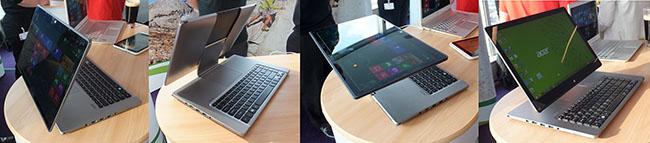 Acer Aspire R7 Ezel hinge notebook