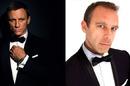 Daniel Craig and Dabbsy