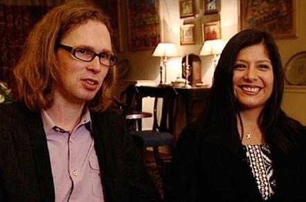 Michael and Xochi Birch of Bebo