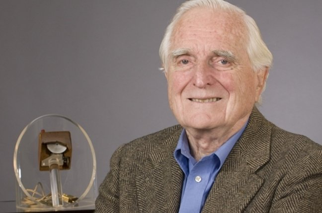 Douglas Engelbart and mouse