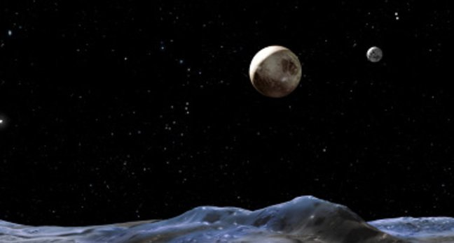 Styx Pluto S Moon: Vulcan? Not On Our Tiny Balls. Pluto Moons Named Kerberos