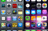 iOS 6 and 7