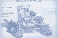 Teh second version of Curiosity for Mars