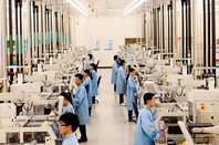 Inside Intel Penang factory