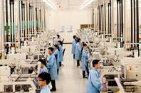 Inside Intel Penang factory