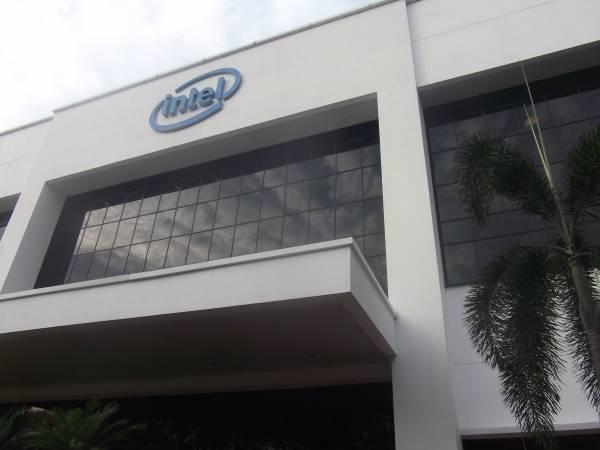 Intel Penang exterior